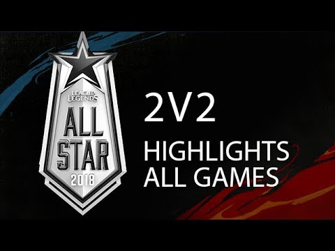 Xxx Mp4 All Star 2018 2v2 Highlights ALL GAMES Full Tournament Winners Interview 3gp Sex
