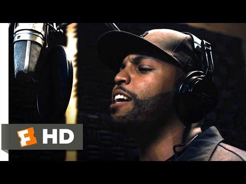 Straight Outta Compton (9/10) Movie CLIP - Cube's Diss Track (2015) HD