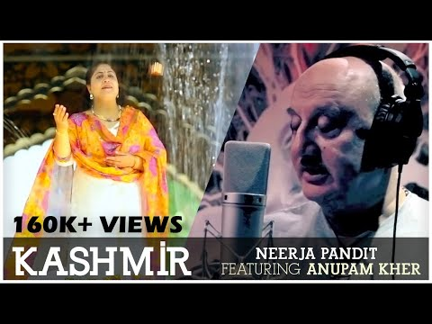 Xxx Mp4 Neerja Pandit Kashmir Ft Anupam Kher OFFICIAL Music Video KASHMIRI FOLK Song 2015 3gp Sex