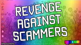 REVENGE AGAINST A MICROSOFT TECH SUPPORT SCAMMER!