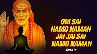 Om Sai Namo Namah Jai Jai Sai Namo Namah By Suresh Wadkar | Sai Baba Mantra