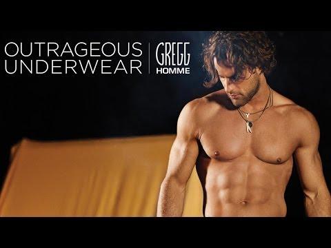 Shake the Snake by Gregg Homme men's underwear