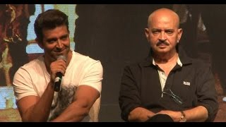 Hrithik Roshan   Yami Gautam at Song Launch of Mon Amour For Film Kaabil   Part 2