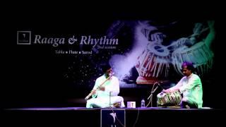 Flute recital by Ustad Bari Siddiqui, on tabla Ashoke Paul -part 2