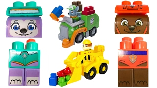 Best Learning Colors Video for Children  - Paw Patrol Ionix Building Everest Zuma