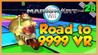 Mario Kart Wii Custom Tracks - Road to 9999 VR Episode 28 - I DON'T WANNA GET REDDED!