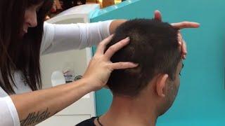 HEAD, NECK AND SHOULDER MASSAGE (1) - Full HD