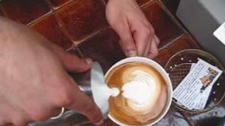 Montreal Latte Art Skull - Cafe Castel