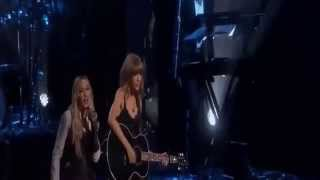 Madonna featuring Taylor Swift -