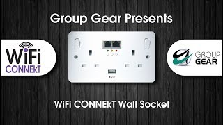 WiFi CONNEkT - What do the buttons do