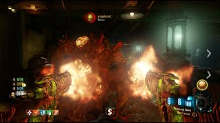 COD Black Ops 3 Zombies: Zetsubou No Shima with randoms