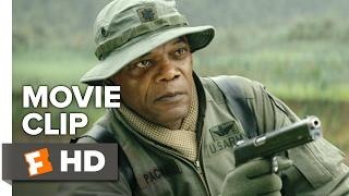 Kong: Skull Island Movie CLIP - Monsters Exist (2017) - Samuel L. Jackson Movie