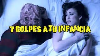 7 GOLPES A TU INFANCIA