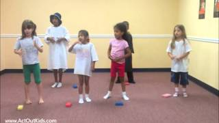 Hard Knock Life - Kids Acting Class
