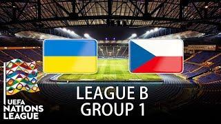 Ukraine vs Czech Republic - 2018-19 UEFA Nations League - PES 2019