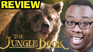 THE JUNGLE BOOK (2016) Movie Review in D-BOX