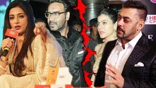 Tabu's Comment To Break Ajay-Kajol's Married Life, Salman INVITED In OSCAR'S