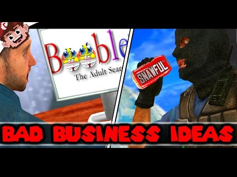 The Search Engine For Boobs! (GMOD: Bad Business Ideas)