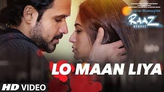 Lo Maan Liya  (Instrumental) By SHRIKANT SONAWANE, FILM - RAAZ REBOOT