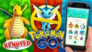 Pokemon GO - HUGE UPDATE + CHANGES! (EVERYTHING EXPLAINED)