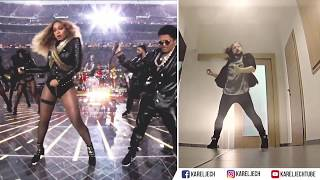 Beyoncé & Bruno Mars - SuperBowl  | DANCE COVER by Karel Jech