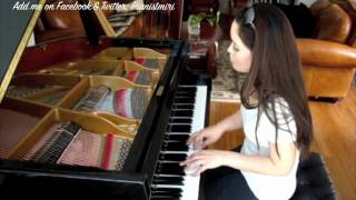 Cyndi Lauper - Time after Time ♡ @Pianistmiri ♧ Official Music Video Piano Cover with Lyrics