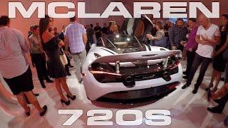 McLaren 720S Exterior and Interior  Detailed Walk Around
