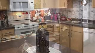 , تصوير مطبخي والكثير من المشاهدين يطلبون المشاهده  -IRAQI FOOD OM ZEIN- kitchen tour