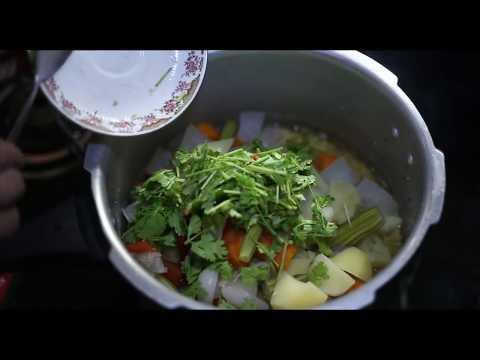 Sambar Recipe Kerala Style  Video in malayalam
