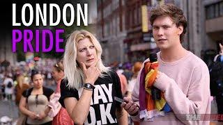 The Rebel in London for Gay Pride