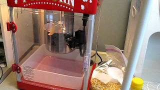 Best Christmas Gift Ever - My New WestBend Popcorn Making Machine