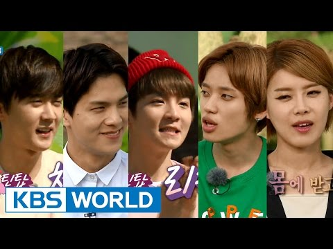 Hello Counselor - C.A.P, Chunji, Niel Ricky & more! (2015.09.14)