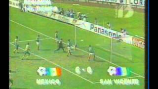 1992 (December 6) Mexico 11-St Vincent 0 (World Cup Qualifier).avi