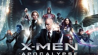 X-Men: Apocalypse (Original Motion Picture Soundtrack) 02  The Transference