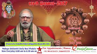 Simha Rasi (Leo Horoscope) - July 23rd - July 29th Vaara Phalalu