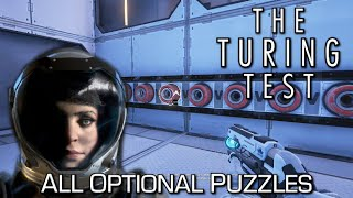 The Turing Test - All Optional Puzzle Solutions - Location & Achievement Guide