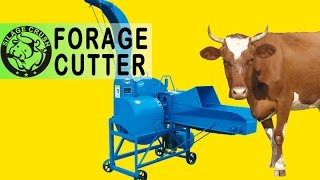 4-8 t/h forage cutter/Silage chopper/fodder chopper machine-FC 4