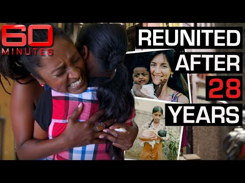 Xxx Mp4 Roshani Reunites With Mother 28 Years After She Was Forced To Give Her Up 60 Minutes Australia 3gp Sex