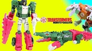 Transformers Generations Meets Robots in Disguise Skullsmasher vs. Grimlock