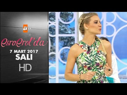 Esra Erol'da 7 Mart 2017 - 352. Bölüm - atv