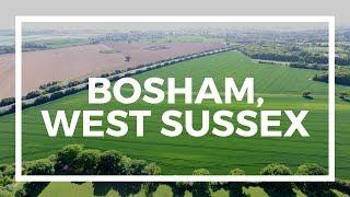 Bosham, West Sussex | 4K | DJI Phantom | Drone Video