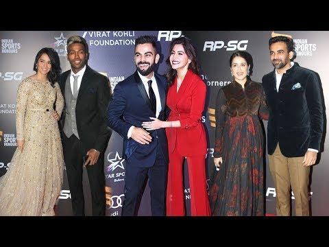 Xxx Mp4 Indian Cricketers With HOT Girlfriends Wives Virat Anushka Dhoni Sakshi Zaheer Sagarika 3gp Sex