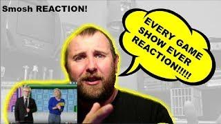 Smosh REACTION! EVERY GAME SHOW EVER REACTION!