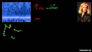 مکانیک نیوتونی ۴ - قانون جهانی گرانش نیوتون