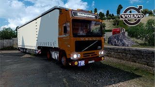 ETS2 - Promods 2.17 - Volvo F12 - Narbonne to Bordeaux