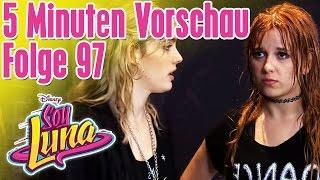 5 Minuten Vorschau - SOY LUNA Folge 97 || Disney Channel