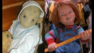 Horror Stories of Cursed Dolls