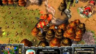 Yumiko (HU) vs WFZ (UD) - G5 - WarCraft 3 - WC1015 - Must Watch