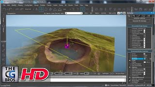 """CGI 3D Game Tutorial HD: """"Intro to World Machine to CryEngine Pipeline"""" - by 3dmotive"""