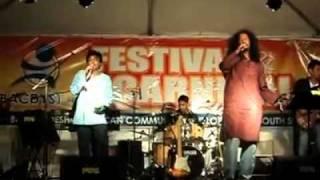 Abar Alo j Shondha- Duet bt Agun and Thakur NY-Sep 10 '11-Ozone Park Mela